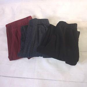 Bundle of boys sweatpants